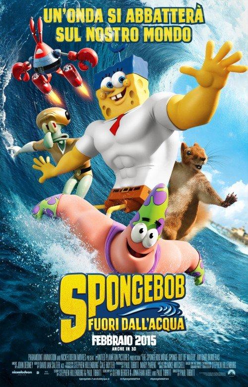 Poster Spongebob
