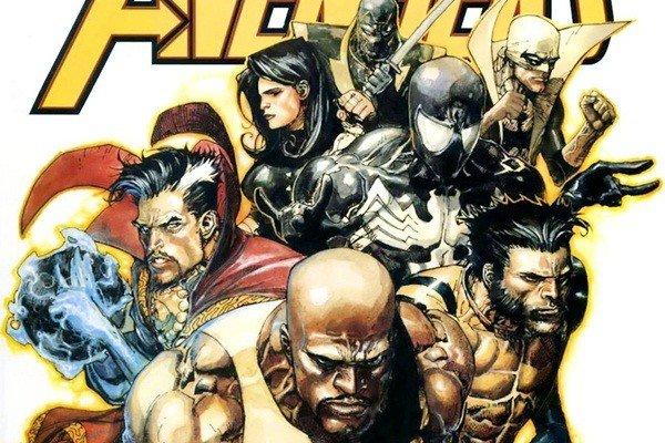The-New-Avengers & Doctor Strange