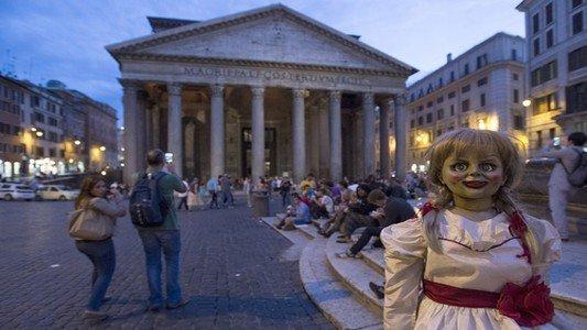 Annabelle Pantheon