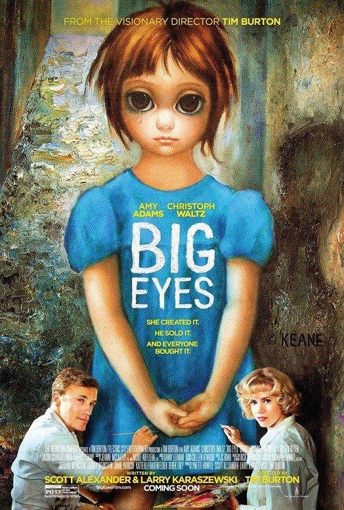 Big Eyes - poster e trailer