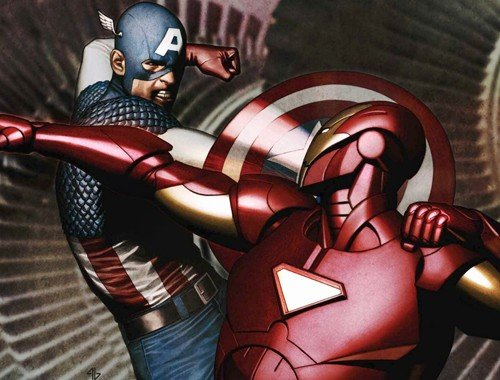 Captain America Civil War Cinematographe