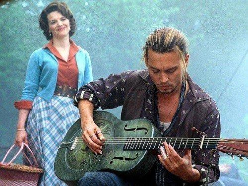 Chocolat recensione Johnny Depp