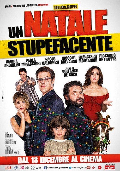 Un Natale Stupefacente Poster