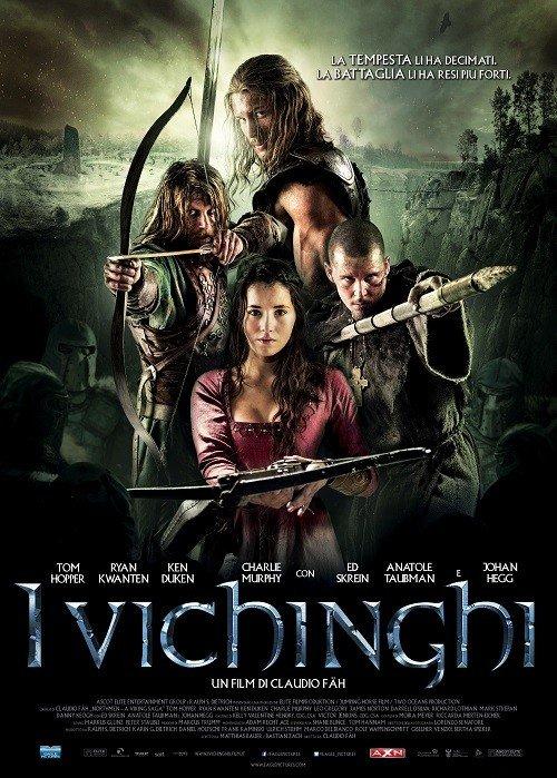 i vichinghi poster