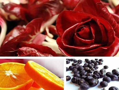 Rosa di gorizia - Arancia - Ginepro