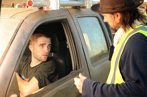 The Rover Pattinson - Michod