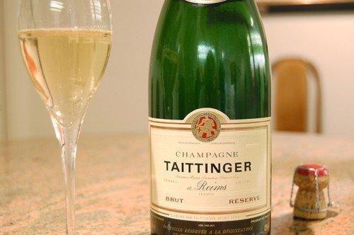 Lo Champagne Taittinger