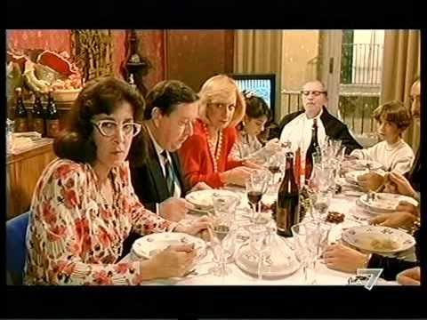 scena del pranzo di Natale