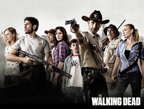 the walking deadS1-1